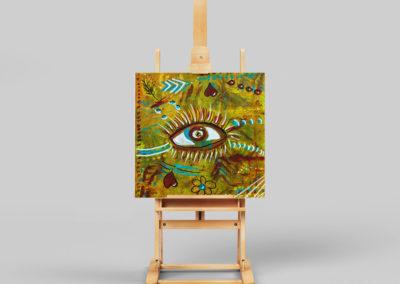 Indianer-Vision